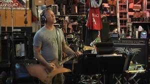 "METALLICA: Making-of του τραγουδιού ""Halo on Fire"" (video)"