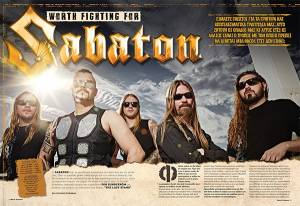 "SABATON: ""Sparta"" (νέο lyric video)"