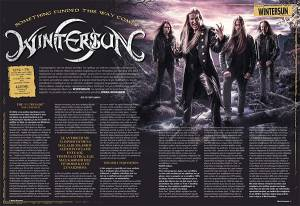 "WINTERSUN: ""Awaken from the Dark Slumber (Spring)"" (νέο lyric video)"