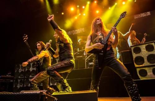 "MANOWAR: ""Call to Arms"" (νέο teaser live video)"