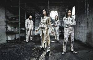 "LACUNA COIL: ""You Love Me 'Cause I Hate You"" (νέο video clip)"