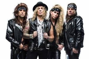 "STEEL PANTHER: ""Poontang Boomerang"" (νέο video-clip)"