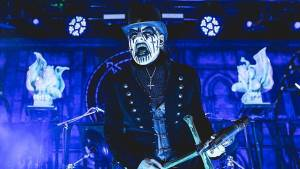 "KING DIAMOND: ""A Mansion in Darkness"" (νέο live video)"