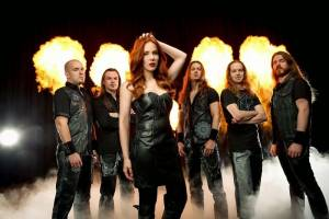 "EPICA: ""Dancing In A Hurricane"" (νέο live video)"