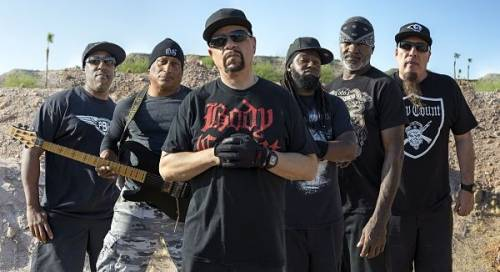 "BODY COUNT: ""Here I Go Again"" (νέο video clip)"