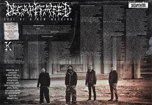 "DECAPITATED: ""Earth Scar"" (νέο video clip)"