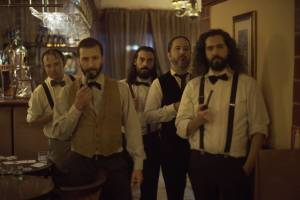 "DOOMOCRACY: ""A Taste of Absinthe"" (νέο video clip)"